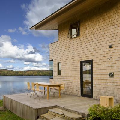 Residence – Caspian Lake, Vermont