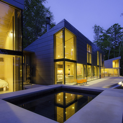 Residence – Squam Lake, New Hampshire